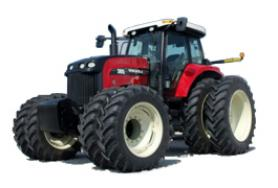 Трактор Buhler Versatile Row Crop 305